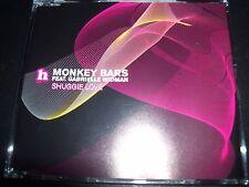 Monkey Bars Featuring Gabrielle Widman – Shuggie Love Aust Remixes CD Single -