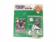 Marshall Faulk Indianapolis Colts Starting Lineup NFL action figure NIB Kenner