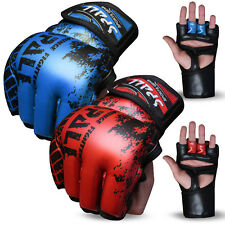 Grappling MMA Gloves Boxing Punch Bag Fight Muay Thai Training All Size