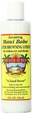 Hawaiian Maui Babe After Browning Lotion 8oz Stop Tan Fade + Tan Enhancer Healer