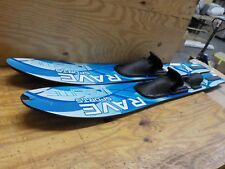 Rave Rhyme Adult Water Ski Combos - Selling For Parts Only