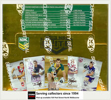 2013 ESP NRL ELITE TRADING CARD FACTORY BOX (24 PKS)