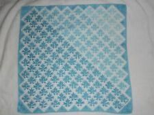 Vintage printed handkerchief/ hankie signed Tammis Keefe