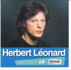 CD ALBUM HERBERT LEONARD *QUELQUE CHOSE TIENT MON COEUR*