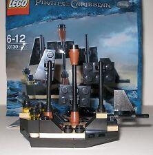 Lego 30130 Fluch der Karibik Mini Black Pearl OVP