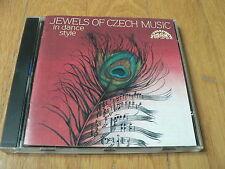 Jewel of Czech Music vol.2 - Neumann - Dvorak - Smetana - Janacek -CD Supraphon