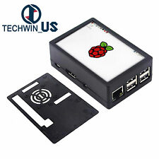 3.5 Inch Raspberry Pi 3 TFT Touch Screen LCD Display Black Case