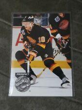 1992-93 Pavel Bure RC Pro Set Platinum Prospect #272 Rookie