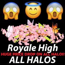 [DISCOUNT] HALO, HALOS 😇 Royale High 😇 ROBLOX