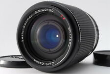 [Exc+++] Contax Carl Zeiss Vario-Sonnar T* 40-80mm F/3.5 AEG Lens from japan#621