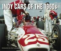 Indy Cars Of The 1960S Indianapolis 500 Novis Thompson Brabhams Stp Turbine Offy