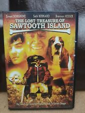 The Lost Treasure of Sawtooth Island DVD 1999