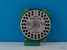 """BLDC SPINDLE MOTOR  5.25"""" FLOPPY DISC DRIVE DDF5-11B DC12V MRF JAPAN SERVO  RARE"""