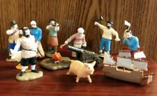 Safari Ltd. Early Settlers Action Figures - 12 Items