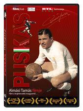 Puskas Hungary Dvd New Englis, Spanish Subtitles