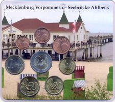 Deutschland Euro KMS 2004 A -  Neue Bundesländer Mecklenburg Vorpommern-Seebrück