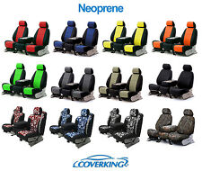 CoverKing Neoprene Custom Seat Covers for 09-13 Mitsubishi Eclipse