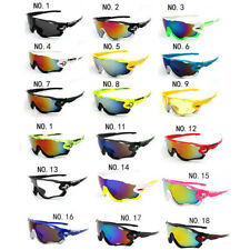UV400 Cycling Sunglasses Lens Polarized Outdoor Riding Sport Sun Glasses Goggles