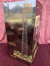"17"" Weta LOTR The Two Towers ORTHANC Black Tower of Isengard Limited Statue NEW"