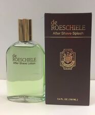 De Rothschild/De Roeschiele After Shave Splash 3.4oz/100ml NIB