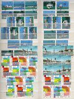 Svizzera - Lotto di 25 composizioni differenti - Usati