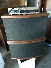 Vintage Bose 901 Series V Speakers (2) with Equalizer / Nice / Local Pickup