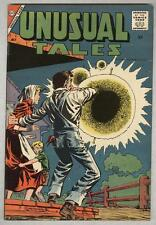 Unusual Tales #12 July 1958 VF/NM 5 pages Ditko art