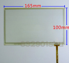 "Touch screen digitizer for 7""TFT AT070TN90 AT070TN92 AT070TN93 panel glass #8u0"
