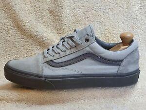 Vans mens Comfort trainers Suede Grey UK 8.5 EUR 42.5 US 9.5