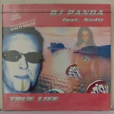"DJ Panda Featuring Nadir – True Life (Vinyl, 12"", MAXI 33 Tours)"