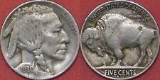 Fine 1930S US Buffalo 5 Cents