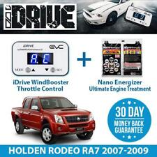 IDRIVE THROTTLE CONTROL - HOLDEN RODEO RA7 2007-2009 + NANO ENERGIZER AIO