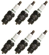 Set Of 6 Spark Plugs AcDelco For Edsel Ranger Ford F-250 Mercury Villager L6