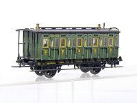 Trix International 3716 H0 Oldtimer-Abteilwagen C K.Bay.sts.b. Avec Défauts