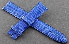 CARTIER Bracelet/Band 17mm Lézard 17/16mm  pour montre Tank/Must ....