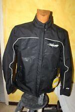 CAN-AM Veste Riding - Noir - ventilée  Imperméable Respirante Femme Taille XL