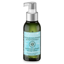$29 AUTH - L'OCCITANE AROMACHOLOGIE REVITALIZING FRESH SCALP TONIC 100 ML 3.4OZ