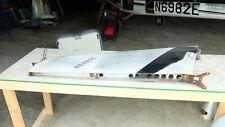 Cessna 175 A 172 vertical tail fin rudder mount