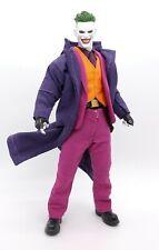 M Purple Long Coat for Mezco Joker (No Figure)