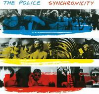 NEW CD Album The Police - Synchronicity (Mini LP Style Card Case)
