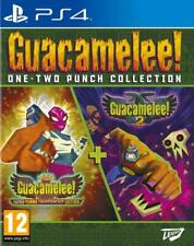 Guacamelee! One-Two Punch Collection PS4 Neuf sous blister