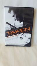 Taken ( DVD, 2009, Extended Cut ) Liam Neeson