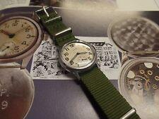ELGIN Ord Dept cal580 7 Joya EE. UU. ejército Militar Reloj Vintage