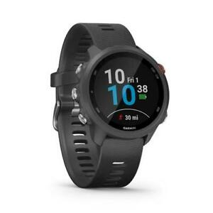 Garmin Forerunner 245 Music GPS Corriendo Deportivo Reloj Inteligente - Negro