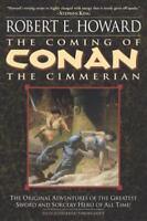 Complete Set Series  Lot of 3 Conan the Cimmerian books Robert E. Howard Fantasy