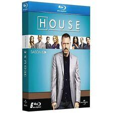 DR HOUSE, INTEGRALE SAISON 6 (COFFRET 6 BLU-RAY DISC)