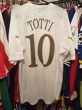 Italy Football Shirt 2004 Away Large ~ Totti 10 Roma