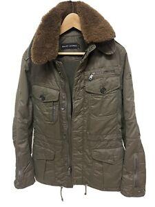 Ralph Lauren Black Label Military Jacket Small