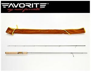 FAVORITE ARENA UL Trout Fishing Ultra Light Area Stream Microjig Spinning Rod