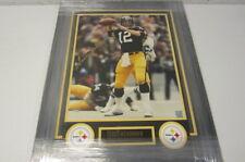 Terry Bradshaw Pittsburgh Steelers signed framed 16x20 photo 85/300 UDA COA